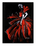 Fashion Collection 050G: 30x40 inches