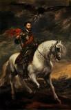 Charles V on Horseback