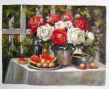 Floral Oil Painting 041