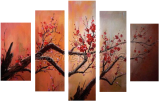Designer  Multipanel Oil Painting G20