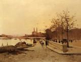 Paris Streetscape 044