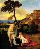 Do Not Touch Me (Noli me Tangere)