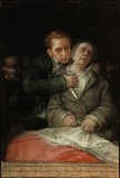 Goya and his Doctor Arrieta