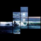Premium Multipanel Oil Painting 158