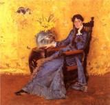 Portrait of Miss Dora Wheeler