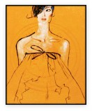 Fashion Collection 048G: 30x40 inches