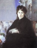 Portrait of Madame Pontillon