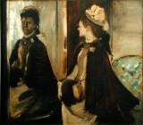 Madame Jeantaud at the Mirror