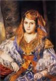 Madame Stora in Algerian Dress