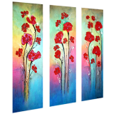 Premium Multipanel Oil Painting 477