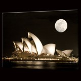 Sydney Opera House by Moonliht