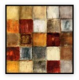 Abstract Collection Vol.3 - G56 - 40x40 inches