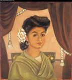 Portrait of Lupita Morillo