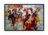 Performing Arts Collection 106: 24x36inches