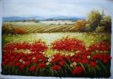 Oil Landscape 005