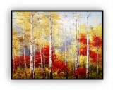 Canadian Landscapes 044G: 36x48inches