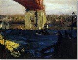 The Bridge, Blackwell's Island