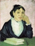 L'Arlesienne (Portrait of Madame Ginoux)