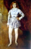 Madame Henriot in a Boy's Costume