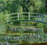 The Water-Lily Pond (Japanese Bridge)