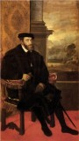 Emperor Charles V at Muhlberg