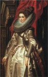 Portrait of the Machesa Brigida Spinola Doria