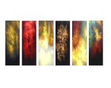 Designer  Multipanel Oil Painting 260