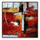 Abstract Collection Vol.3 - G21 - 40x40 inches