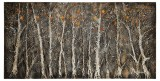 Rugged Forest: 56 x 28 inches