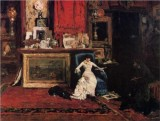 Interior of the Artist's Studio