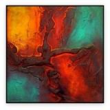 Abstracts Vol. 2 - 003: 40x40""
