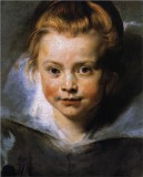 Portrait of a Young Girl (Clara Serena Rubens)