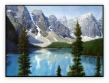 Canadian Landscapes 005G: 36x48inches