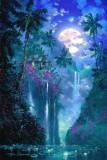 Garden Oil Painting 031