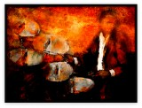 Performing Arts Collection 016: 36x48inches