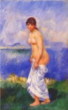 Bather Standing