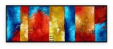 "Abstracts Vol 1 - 077: Set of 2 - 20"" x 60 "" each"