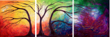 Buytopia-Reduced Multipanel Oil Painting 195