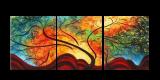 Premium Multipanel Oil Painting 196