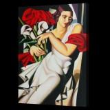 Masterpiece Canvas Print 130