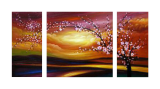 Buytopia-Reduced Multipanel Oil Painting 27