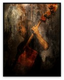 Performing Arts Collection 013G: 30x40 inches