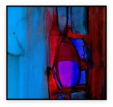 "Abstracts Vol 1 - 053G: 30"" x 30 """