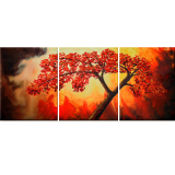 Buytopia-Reduced Multipanel Oil Painting 199