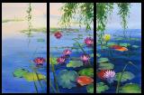 Premium Multipanel Oil Painting 583