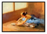 Performing Arts Collection 044G: 36x48inches