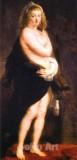 Helena Fourment in a Fur Warp (Het Pelsken)