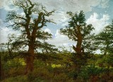 Landscape with Oak Trees and a Hunter.jpg