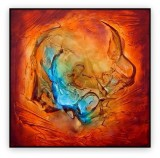 """Abstracts Vol. 2 - 002: 40x40"""""""