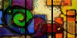 Premium Multipanel Oil Painting 310
